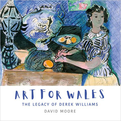 Art for Wales book cover